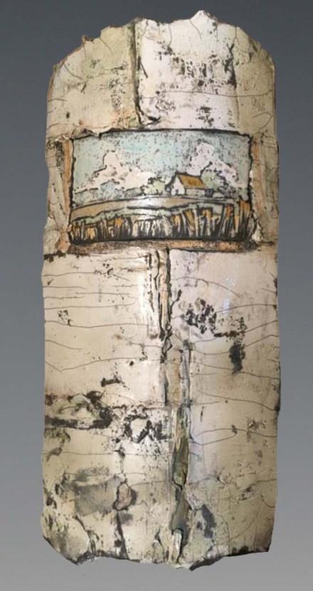 Funerary birchmark