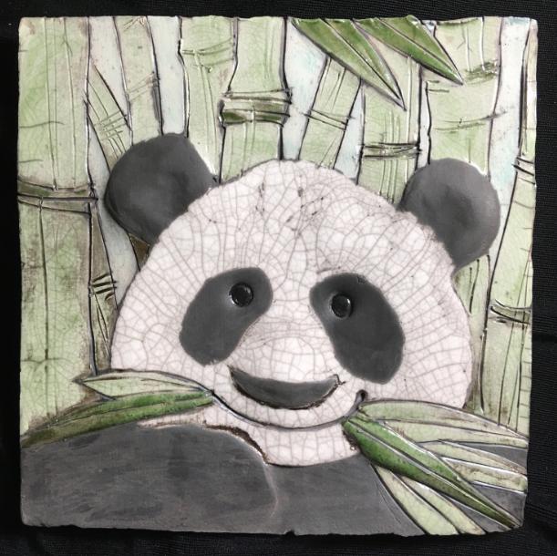 Panda 5 tile