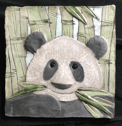 Panda 1 tile
